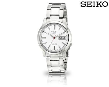 Relógio Seiko® | Modelo SNK789K1