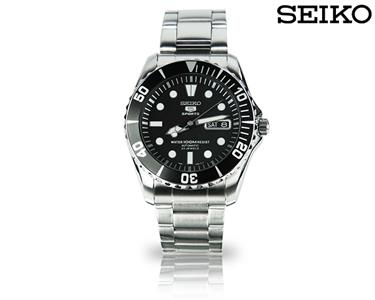 Relógio Seiko® | Modelo SNZF17K1