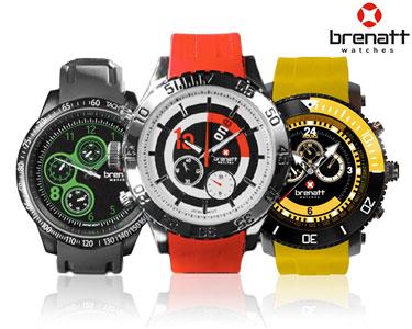 Relógio Brenatt Homem | Escolha o Seu