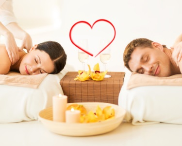 Romantic Spa: Envolvimento Hidratante c/ Massagem Relax a Dois | 1h30