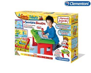 Secretária Educativa com Caneta | Clementoni®