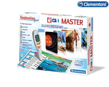 QI Master c/ 20 Temas Educativos | Clementoni®