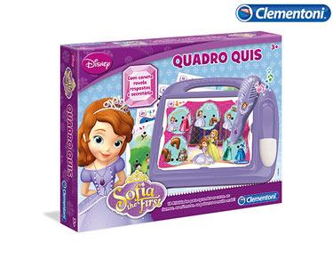 Quadro Quiz Princesa Sofia | Clementoni®