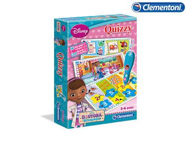 Quadro Quizzy Doutora Brinquedo | Clementoni®