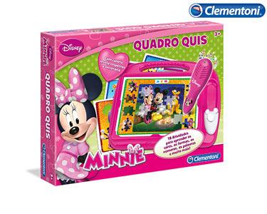 Quadro Quiz Minnie | Clementoni®