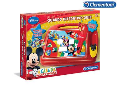Quadro Quiz Mickey | Clementoni®