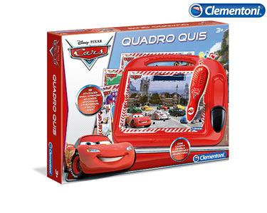 Quadro Quiz Cars | Clementoni®