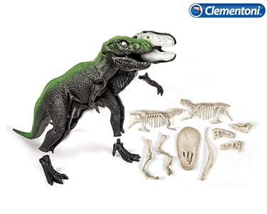 O Regresso do T-Rex - Ciência e Jogo | Clementoni®