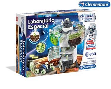 Laboratório Espacial - Ciência e Jogo | Clementoni®