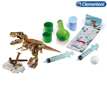 Conjunto T-Rex + Ar e Água | Clementoni®