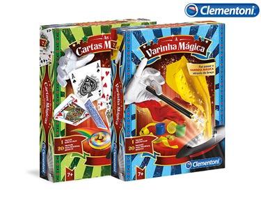 Conjunto Cartas Mágicas + Varinha Mágica | Clementoni®