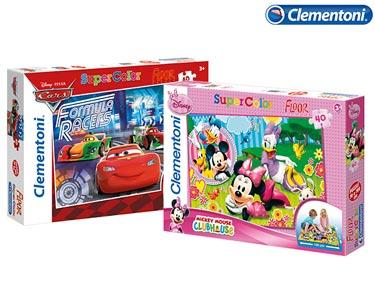 2 Puzzles Disney Cars e Minnie | Clementoni®