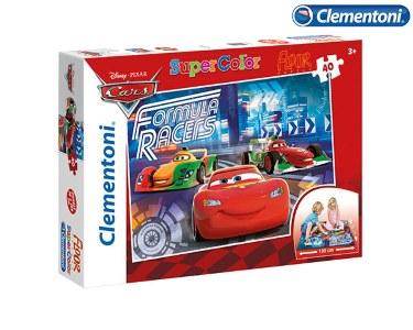 Puzzle Disney Cars 40 Peças | Clementoni®