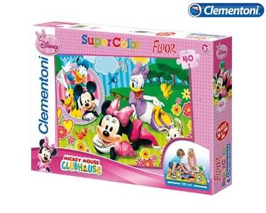Puzzle Disney Minnie com 40 Peças | Clementoni®