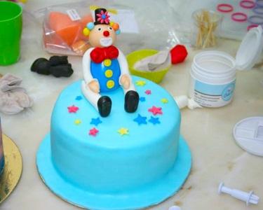 Workshop Cake Design + Certificado | Nível I ou II | Crie Gulodices!