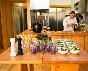 Buffet Vegetariano de Autor: Jantar a Dois no Pé de Arroz | Matosinhos