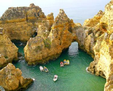 Maravilhas Naturais | Passeio de Observação de Grutas | 3h | Algarve