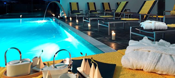 Água Hotels Mondim de Basto 4* | 1 Noite & SPA c/ Opção de Jantar