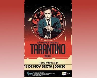 Bilhete Duplo - «Tiago Maia e João Campos tocam Tarantino» | 13 Novembro