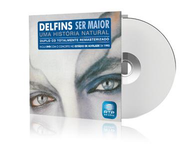 2 CD´s + DVD Delfins: Ser Maior - Uma História Natural