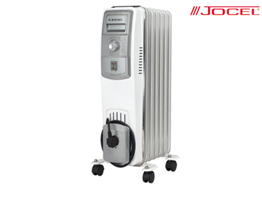 Irradiador a Óleo 7 Elementos Jocel®    Jio7 013309