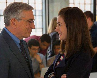 «O Estagiário» com Robert De Niro e Anne Hathaway | Cinemas UCI
