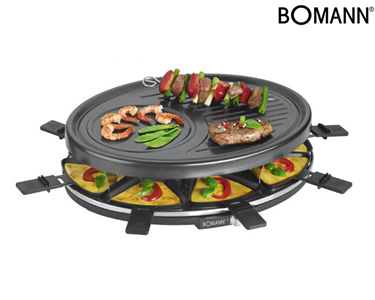 Raclette Grill | Ideal para 8 Pessoas