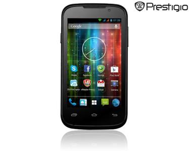 Smartphone Prestigio Dual Sim | Preto