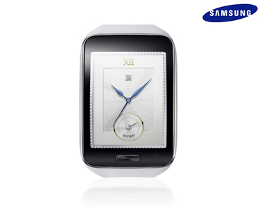 SmartWatch Samsung® Galaxy Gear S 4GB | Branco