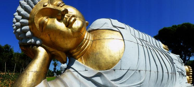Noite de Romance a Dois + 2 Entradas no Buddha Eden Jardim da Paz