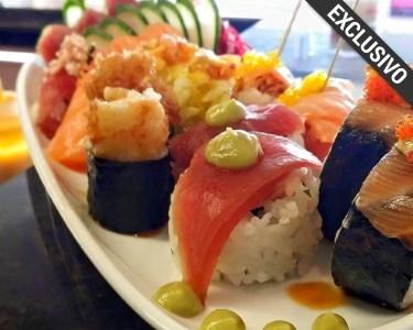 Soul Sushi | Combinado 44 Peças + Entradas & Espumante para Dois