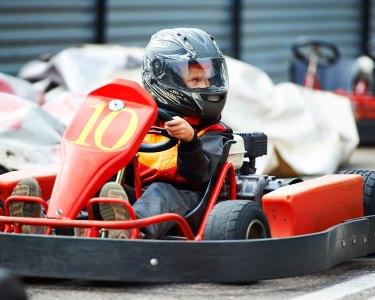 Pronto para Adrenalina? Experiência Kart Indoor - 1 ou 2 Pessoas