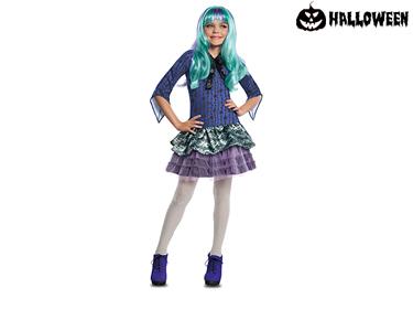 Disfarce Twyla Monster High com Peruca