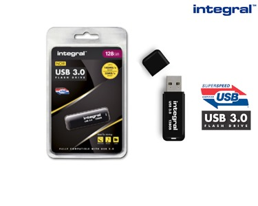 Pen USB 3.0 Integral | 8GB a 64GB