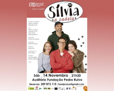 «Sílvia» com Elenco de Luxo | 14 de Novembro | Faro