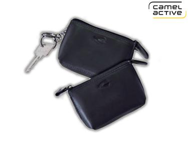 Carteira p/ Moedas com Porta Chaves Camel Active®