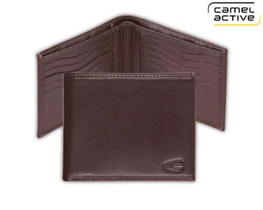Carteira Camel Active® | 10 Porta Cartões e Notas