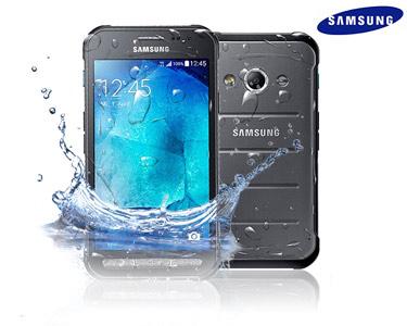 Samsung® Galaxy Xcover 3 8GB | Robusto à Prova de Água e Choque