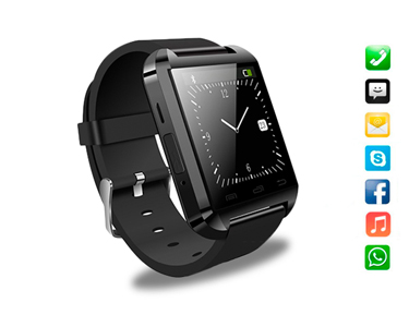 SmarthWatch Bluetooth compatível com Smartphones & Iphone