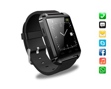 "SmarthWatch Bluetooth 1,48"" | Preto"