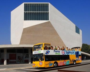 Porto Vintage! Tour Sightseeing em Autocarro Turístico | Yellow Bus