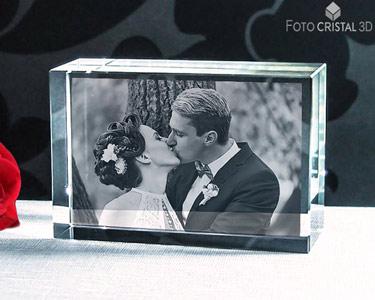 Cristal Vertical ou Horizontal com Foto 2D