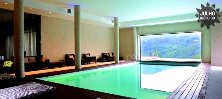 Luxury Moment | 1 ou 2 Noites c/ Opção Jantar | Aquafalls Nature Hotel