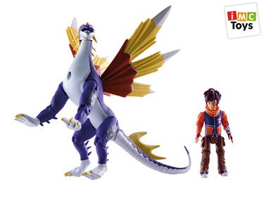 Pack Mega Figura Hiro & Stardragon | Invizimals