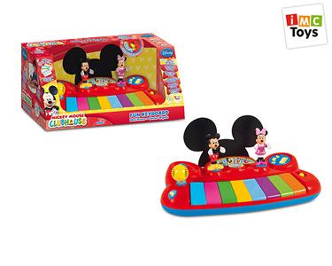 Piano Divertido do Mickey & Minnie