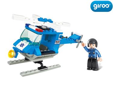 Town Helicóptero da Polícia | 85 Peças