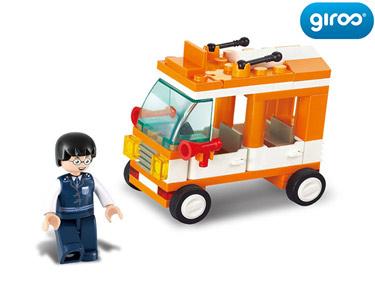 Town Mini Autocarro | 72 Peças