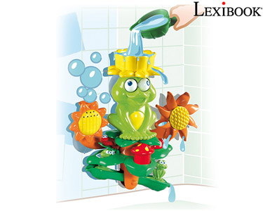 Sapo Lexibook |  Para Brincar na Água