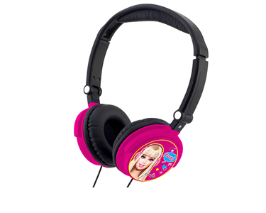 Headphones Stereo Barbie