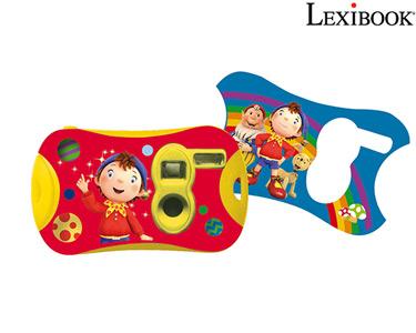Máquina Fotográfica Lexibook® | Fotos & Vídeos das Férias! -> Escolha a sua opção -> Câmara Digital Com Ecrã LCD - Noddy